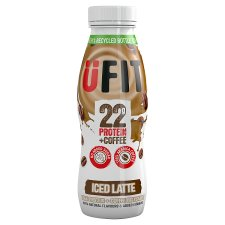 Ufit Coffee Iced Latte 310Ml