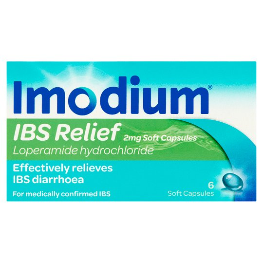 When to take imodium for ibs