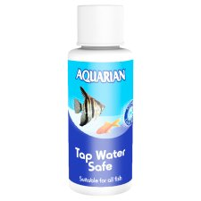 Aquarian Tap Water Safe Fish 118Ml