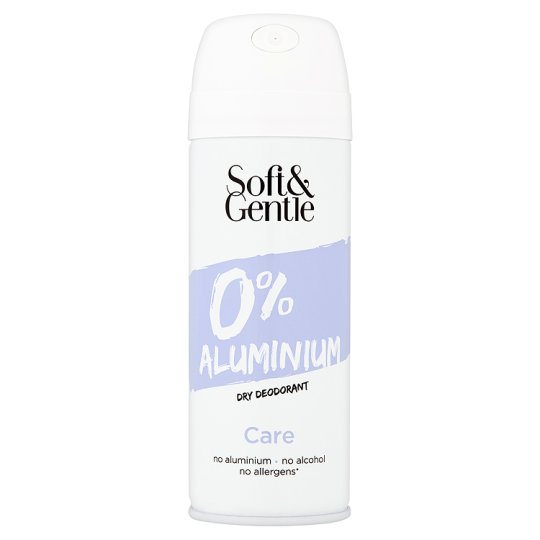 Soft And Gentle Alu-Free Care 150Ml