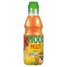 Kubus 100% Multivitamin Juice 300Ml