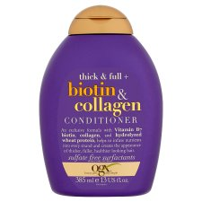 Ogx Biotin And Collagen Volume Conditioner 385 Ml