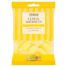 Tesco Sweet Shop Lemon Sherbets 200G