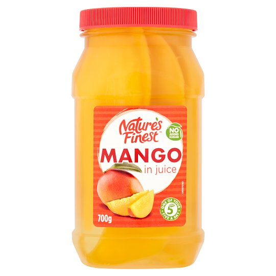 Nature's Finest Mango In Juice 700G