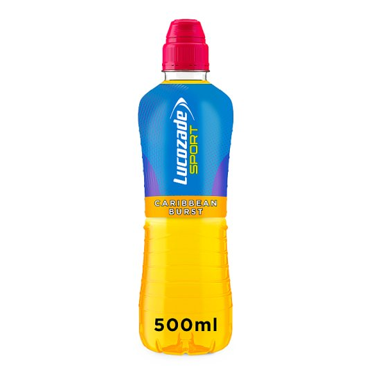 Lucozade Sport Carribean 500Ml