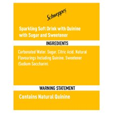 image 2 of Schweppes Tonic Water 12 X 150Ml