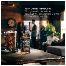 Jack Daniels Tennessee Whiskey 35Cl