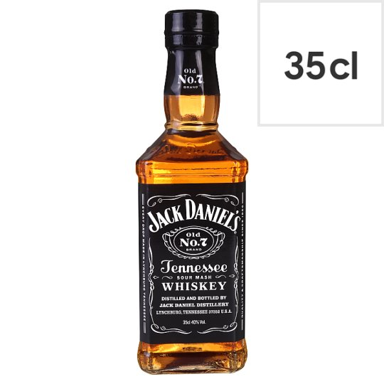 Jack Daniel's Tennessee Whiskey 35Cl