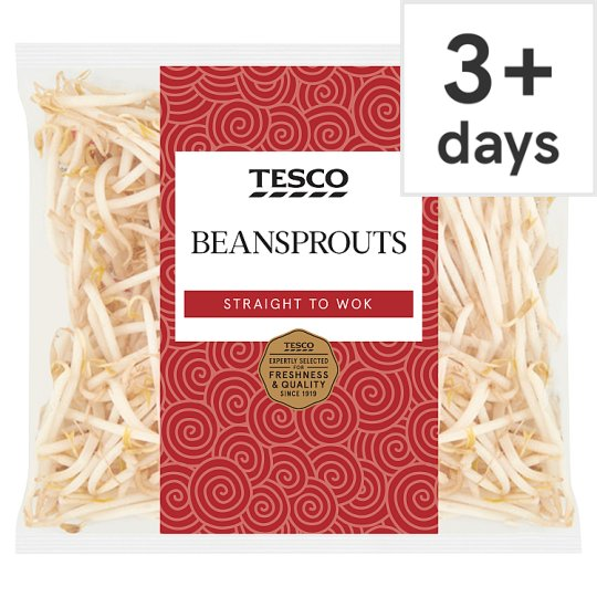 Tesco Beansprouts 300G