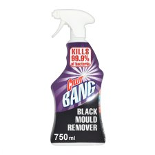 Cillit Bang Power Cleaner Black Mould Remover Spray 750 Ml