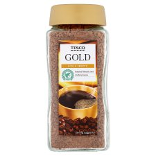 Tesco Gold Instant Coffee 100G