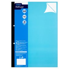 Tesco A4 Refill Pad 150 Sheets