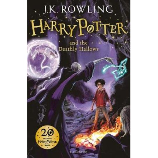Harry Potter And The Deathly Hallows J.K.