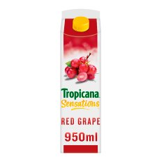 Tropicana Red Grape Juice 950 Ml