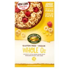 Natures Path Gluten Free O's 325G