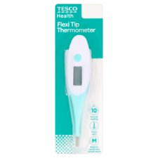 Tesco Health Flexible Tip Thermometer