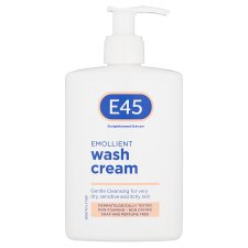 E45 Emollient Wash 250Ml