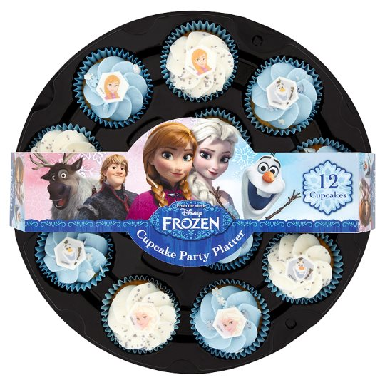 Elsa Birthday Cake Tesco