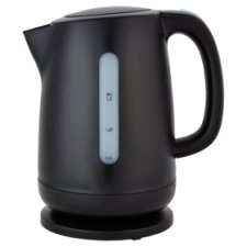 Tesco Jkrbp13kettle Rapid Boil Black Plastic Kettle New