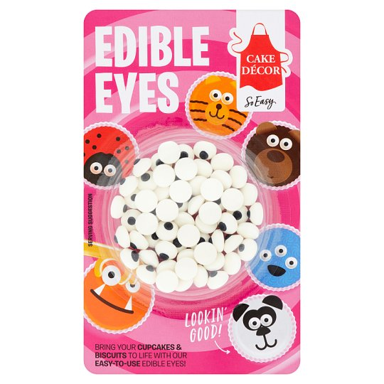 Cake Decor Eyes Edible Eyes 25g Tesco Groceries