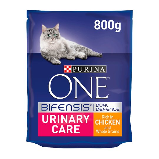 image 1 of Purina One Urinary Care Chicken And Wheat 800G