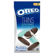 Oreo Thins Coconut 192G