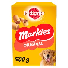Pedigree Markies Dog Biscuit Treats 500G