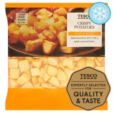 Tesco Crispy Potatoes 750G