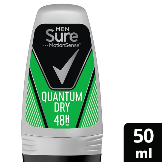 image 1 of Sure Men Quantum Roll-On Antiperspirant Deodorant 50Ml