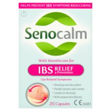 Senocalm Irritable Bowel 20 Tablets