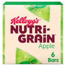 Kellogg's Nutrigrain Apple 6X37g