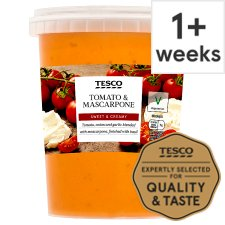 Tesco Tomato And Mascarpone Sauce 600G