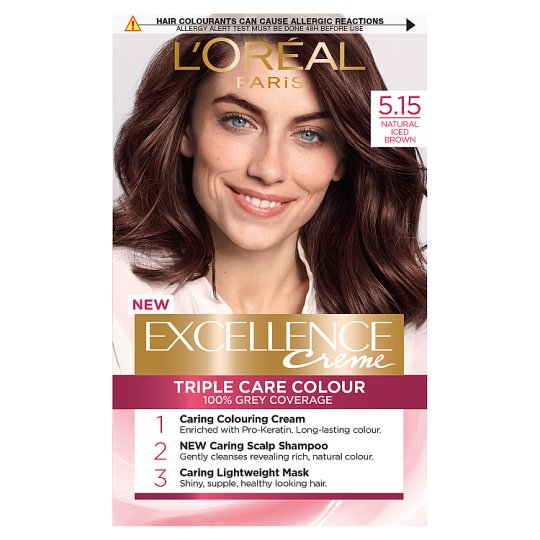 image 1 of L'oreal Paris Excellence 5.15 Iced Brown