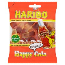 Haribo Halal Happy Cola Original 100G