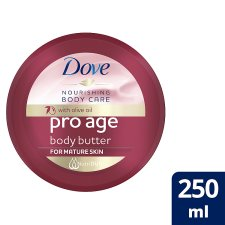Dove Pro Age Nourishing Body Care Body Butter 250Ml