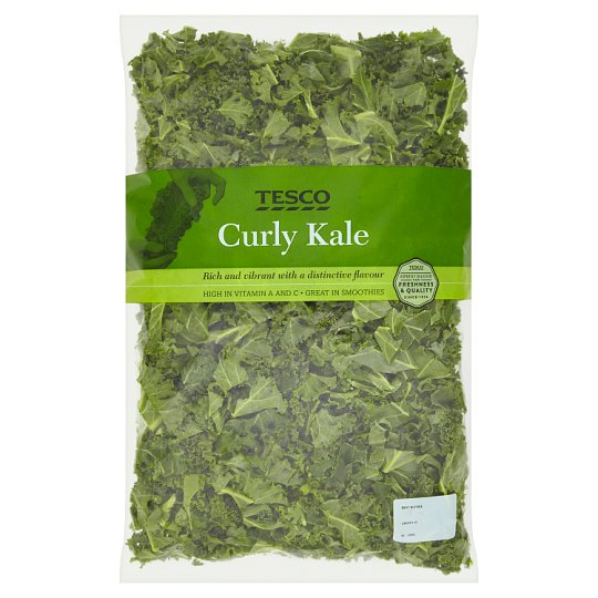 image 1 of Tesco Kale 500G