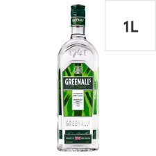 Greenalls Original London Dry Gin 1 Litre