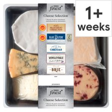 Tesco Finest Cheese Selection 480 G
