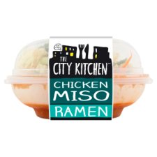 The City Kitchen Miso Chicken Ramen 390G