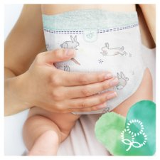 image 3 of Pampers Pure Protection Size1 50 Nappies