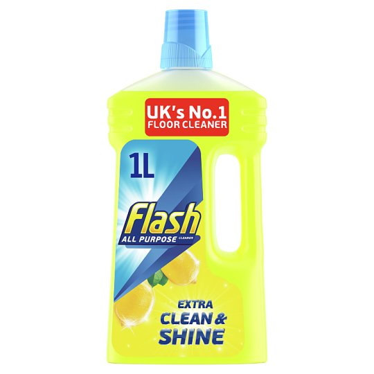 Flash Liquid All Purpose Floor Cleaner Lemon 1 Litre