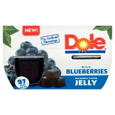 Dole Blueberries In Blueberry Jelly 4X123g
