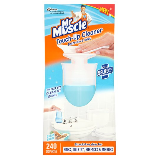 Mr Muscle Touch Up Cleaner Bathroom 300Ml
