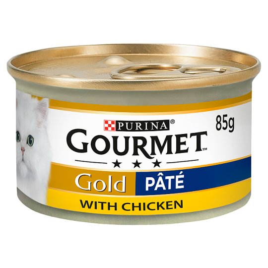 image 1 of Gourmet Gold Chicken Pate 85G