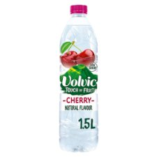 Volvic Touch Of Fruit Cherry 1.5Ltr
