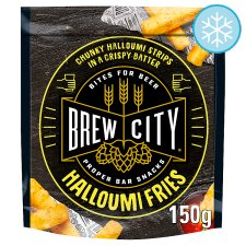 Brew City Halloumi Fries 150G