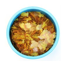 image 2 of Aquarian Gold Fish Flake Food 25G
