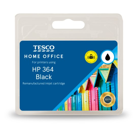Tesco H364 Black