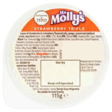 Ms Molly's Strawberry Trifle 115G
