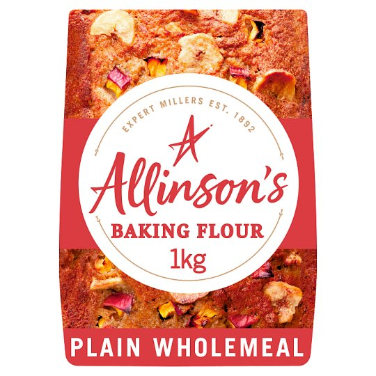 Allinson Wholemeal Plain Flour 1Kg